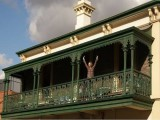 Photo of Adelaide's Shakespeare Backpackers International Hostel
