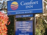 Photo of Comfort Inn Redleaf Resort